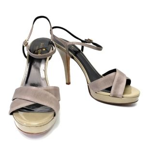 Kate Spade New York Strappy Heels Size 8.5